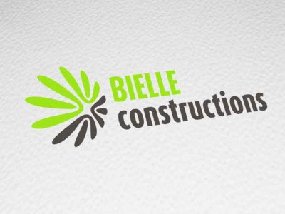 BIELLE CONSTRUCTION logo